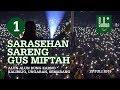 Sarasehan Sareng Gus Miftah 1 (Alun2 Bung Karno, Ungaran, Semarang)