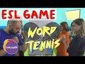 Linguish ESL Games // Word Tennis // LT50