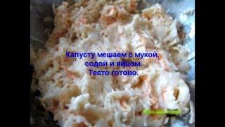 Видео рецепты - котлеты из квашеной капусты