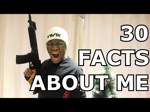 30 FACTS ABOUT ME by Deji