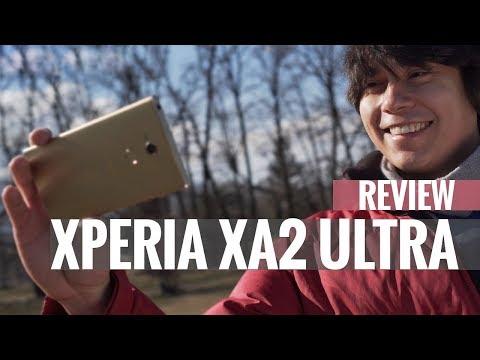 Sony Xperia XA2 Ultra - Full phone specifications