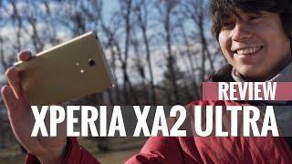 Sony Xperia XA2 Ultra review: The selfie behemoth?