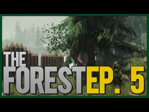 BRUS-BOYS - The Forest - Episode 5 - Norsk Let's Play
