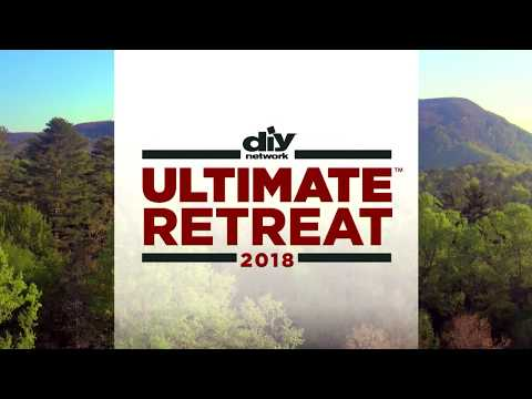 DIY Network Ultimate Retreat 2018 - See The Location!