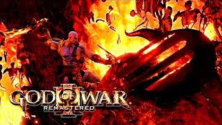 GOD OF WAR 3 - KRATOS VS HADES - SEM LEVAR 1 HIT NO VERY HARD