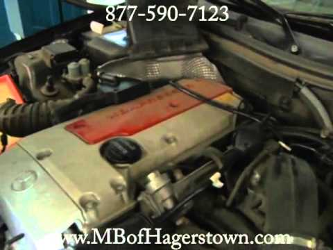 mercedes benz transmission leak repair fluid flush service