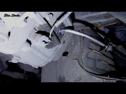 Замена масла в коробке передач Mazda 3