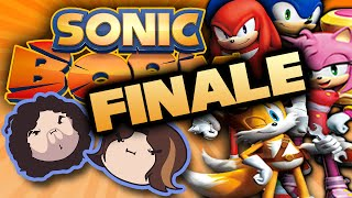 Sonic Boom: Finale - PART 47 - Game Grumps