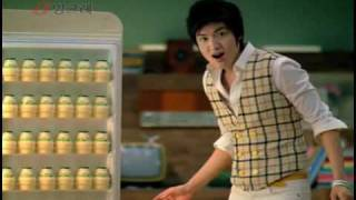 [Lee Min Ho] Binggrae Banana Milk CF v1[30s].flv