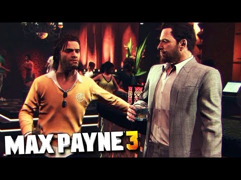 Max Payne 3 - Chapter #2 - Nothing But The...