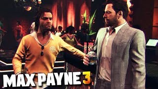 Max Payne 3 - Chapter #2 - Nothing But The Second Best (All Collectibles)