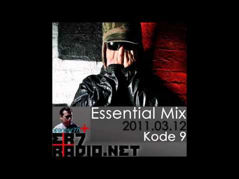 Kode9 - BBC Essential Mix 2011 (Full)