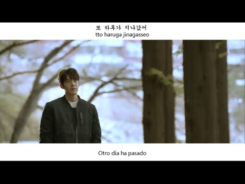 Kim Woo Bin - The Picture In My Head MV [sub español | hang | rom] Incontrolablemente Enamorados OST