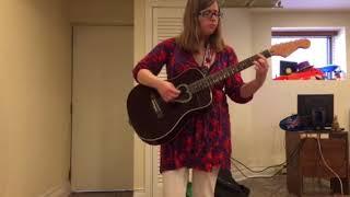Goodbye Yellow Brick Road (Elton John) acoustic cover