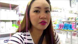 #593 Shopping para kay Baby! - anneclutzVLOGS