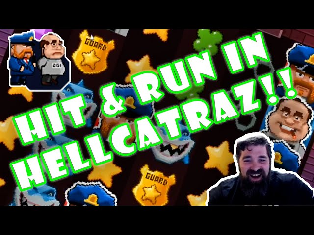 HELLCATRAZ (New Game) MASSIVE WIN!!