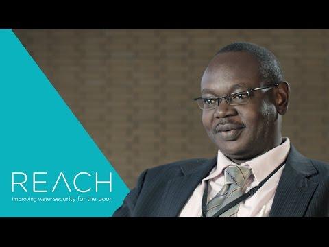 Professor Daniel Olago, University of Nairobi