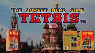 Tetris: The Soviet Mind Game - Tengen (NES/Dendy)