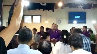 阿久比町の万笑庵にて大関鶴竜の祝賀パーティーが盛大に開催されました...