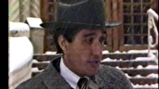 KENS-TV 5 San Antonio - January 1985 Snow - Weather