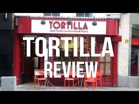 TORTILLA REVIEW Carnitas & Barbacoa Burrito