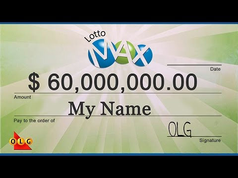 65 Million Lotto Max Winner