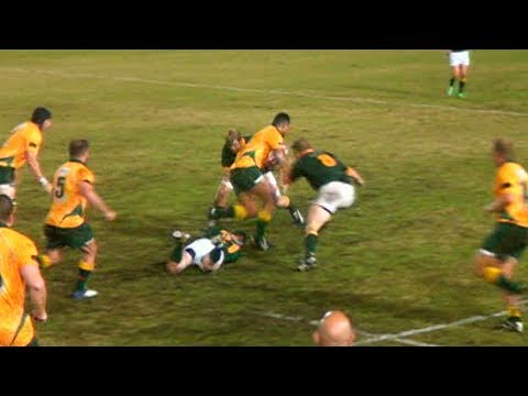 World Rugby Classic 2012: South Africa vs Australia (1st Half)