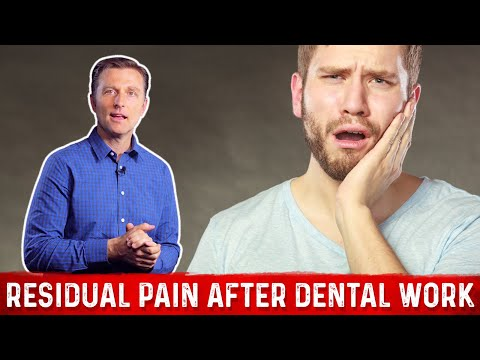 Residual Pain After Dental Work