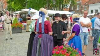 歴史的市場 Veere (オランダ)