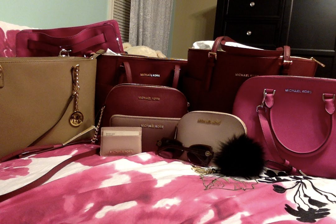 92d09f7f31 Michael Kors Haul~ Macy s Savings Event - YouTube