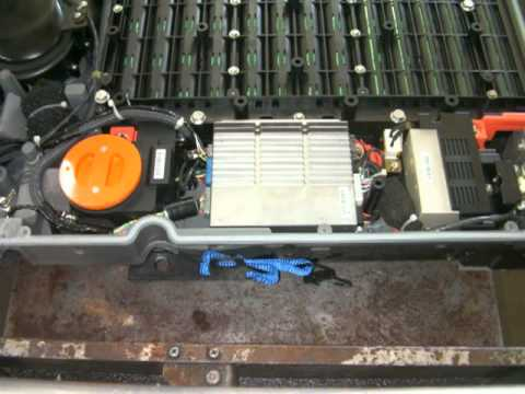 2006 ford escape wiring diagram radio for 1999 chevy silverado hybrid- pictures of high voltage battery fan replacement - youtube