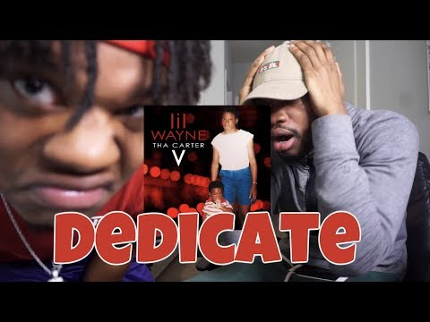 Lil Wayne - Dedicate - REACTION/BREAKDOWN
