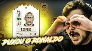 R9 PRIME? SOU MAIS MEU TIME NOVO! NA RAÇA #10 FIFA 19 Ultimate Team