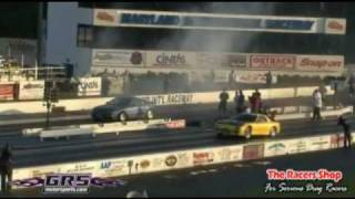 NSCRA Summer Power Tour Round 1 True Street Finals Ernie Taylor vs Roger Quarrcoopoise Thumbnail