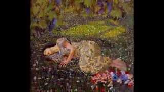 Closed Eyes Odilon Redon Watching Art
