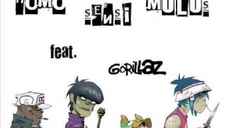 Download Gorillaz & Cookin On 3 Burners - Feel Good Inc. (Homosensimulus Mashup Remix) MP3 song and Music Video