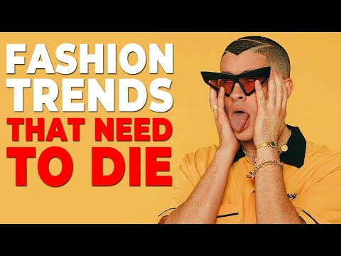 Men's Fashion Trends That Should DIE In 2019   Alex Costa