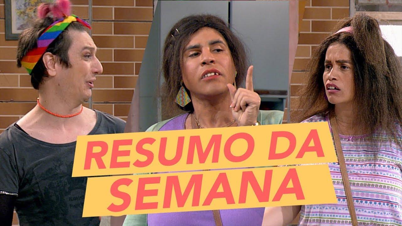 RESUMO DA SEMANA | Tô de Graça | Final de Temporada | Humor Multishow