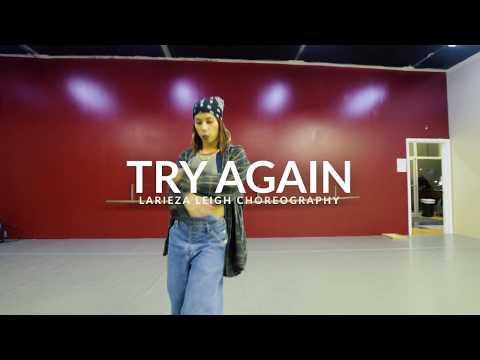 Aaliyah - Try Again   Larieza Leigh Choreography