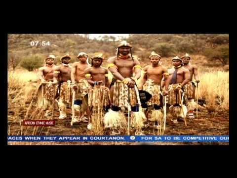 Preserving African ethnic music