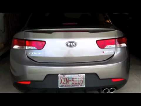 Kia Forte Koup Brake Lights Youtube