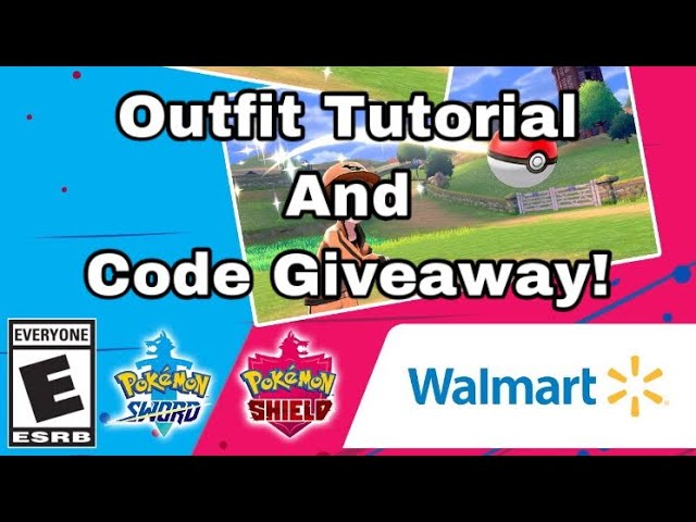 Pokémon Outfit Tutorial and Giveaway!
