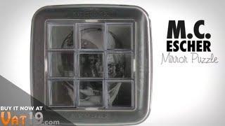 M.C. Escher Mirror Puzzle