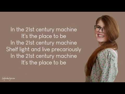 Catie Turner - 21st Century Machine (Lyrics)