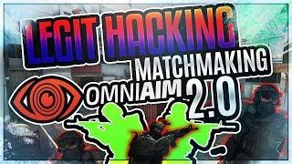 CS:GO - Legit Hackování v Matchmakingu - OMNIAIM #6