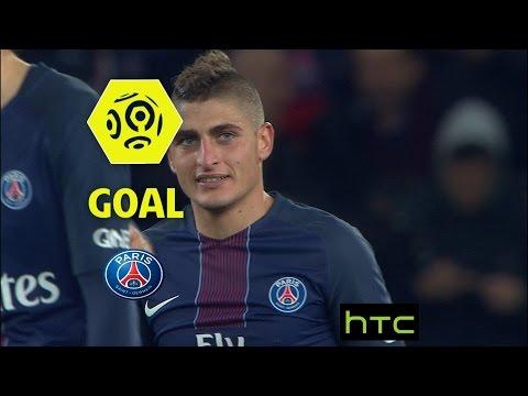 Goal Marco VERRATTI (79') / Paris Saint-Germain - Stade Rennais FC (4-0)/ 2016-17