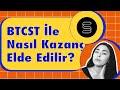 NASIL BTCST ile Staking Yapılır? (Pasif Gelir) 🤑 BTCST Finance / Bitcoin Standard Hashrate Token