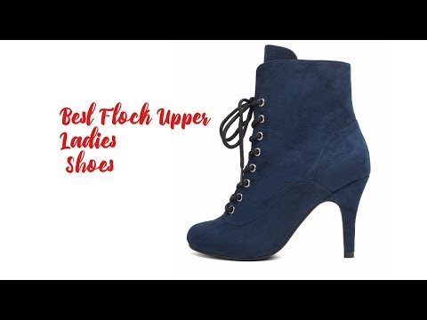 Best Flock Upper Ladies Shoes || Flock Upper Ladies Shoe review