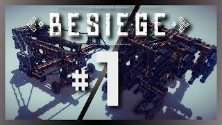 Besiege #1 - Ballista of Death, Cannons of Doom