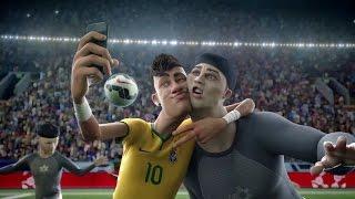 Nike Football  The Last Game ft  Ronaldo, Neymar Jr , Rooney, Zlatan, Iniesta &amp; more<